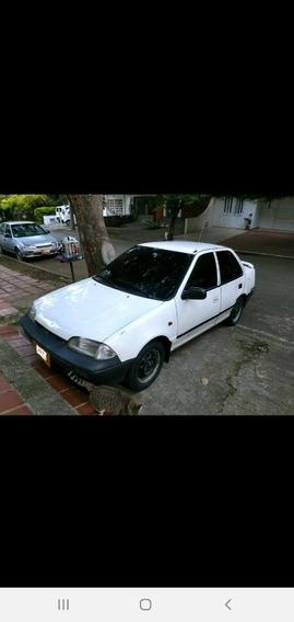 Chevrolet 1992 Swift