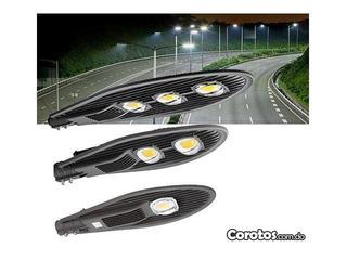 Lampara Led Tipo Cobra De 50w