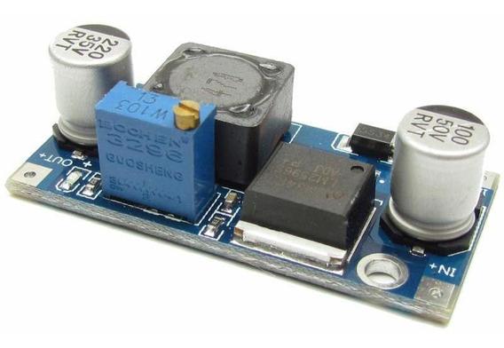 Regulador Tensão 3a Step Down Lm2596 Arduino Pic Raspberry