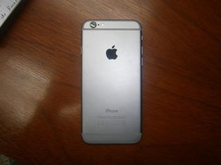 iPhone 6 Bloqueado Por Icloud, Detalle De Mica, Funcional