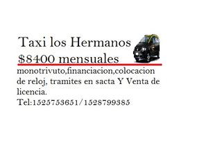 Licencia De Taxi