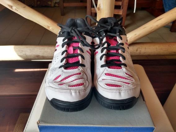 Zapatillas Voley/hamball Asics N°37