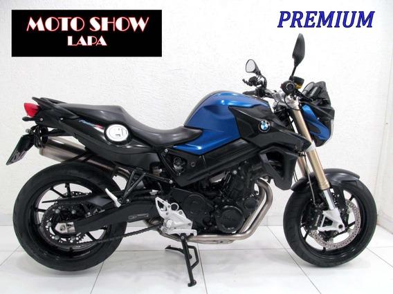 Bmw F 800r 2015 Premium Azul