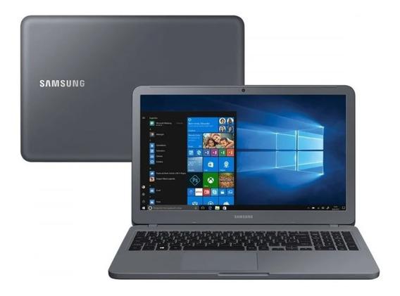 Notebook Samsung Intel Core I3 4gb 256 Ssd Tela 15,6 Win 10