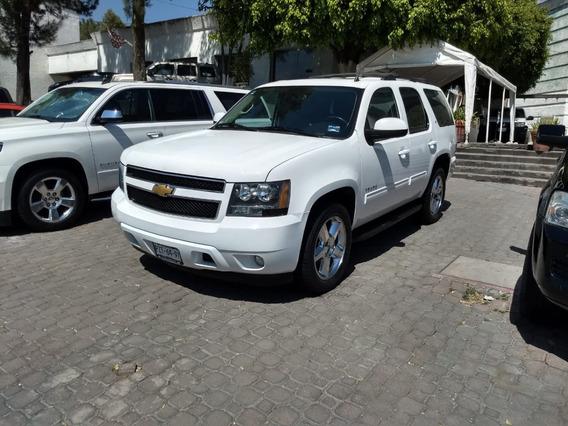 Chevrolet Tahoe 2013 Ful Equipo Piel Coco Rin 20 Dvd Impecab