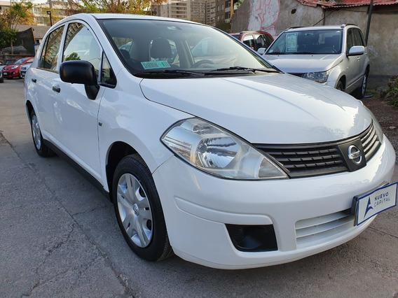 Nissan Tiida 1,6 2012