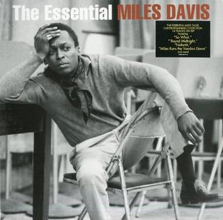Lp The Essential Miles Davis 2x Lps Nuevos Import Europa