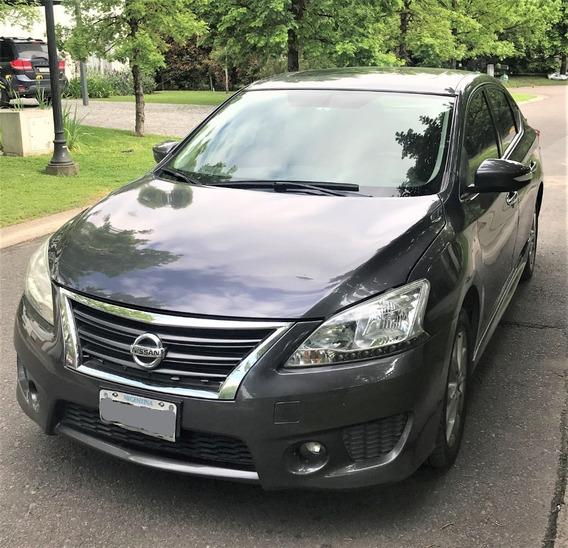 Nissan Sentra Sr Cvt Pure Drive