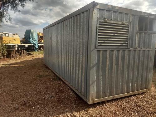 Container Almoxarifado Eurobras - 2521
