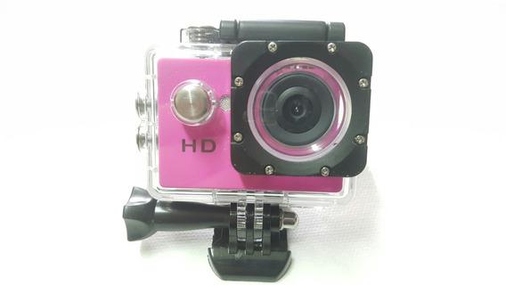 Câmera Filmadora Hd Dv 720 Sports Sem Bateria