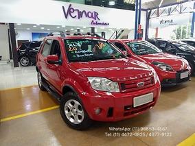 Ecosport Xlt 2.0 Flex Autom. 2012