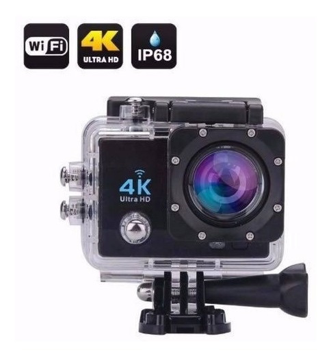 Action Go Cam Pro Sports Ultra 4k Full Hd