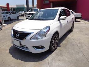 Nissan Versa Exclusive 2016 Blanco