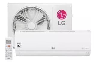 Ar Condicionado Split Hw Lg Dual Inverter 9000 Btus