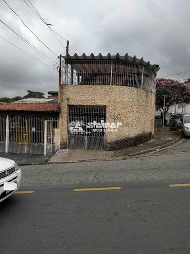 Imagem 1 de 26 de Venda Sobrado 3 Dormitórios Monte Carmelo Guarulhos R$ 410.000,00 - 35719v