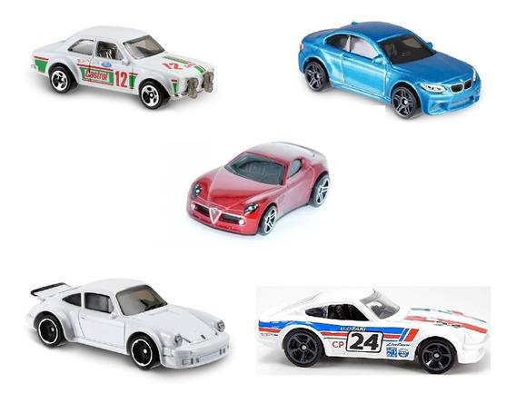Hot Wheels Alfa Romeo Escort Porsche Datsun Bmw Solo Envios