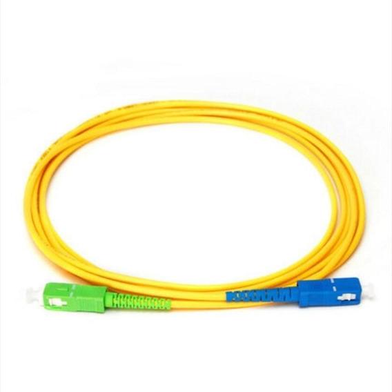 Cordão Optico Upc/apc Homologado 50cm