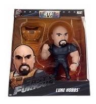 Muñeco Figura Metals Rápido Y Furioso Luke Hobbs Orig!!