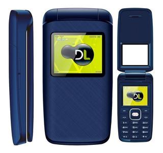 Celular Dl Yc-335 Azul