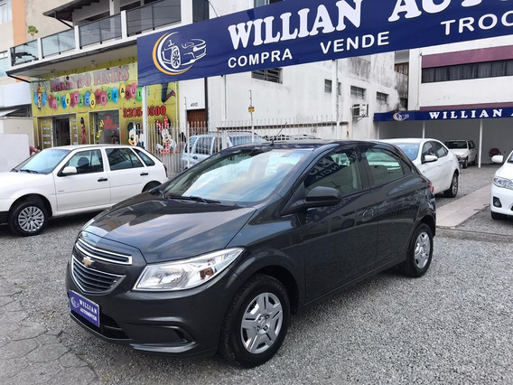 Gm - Chevrolet Onix 2016 1.0 - My Link- 51.000 Km