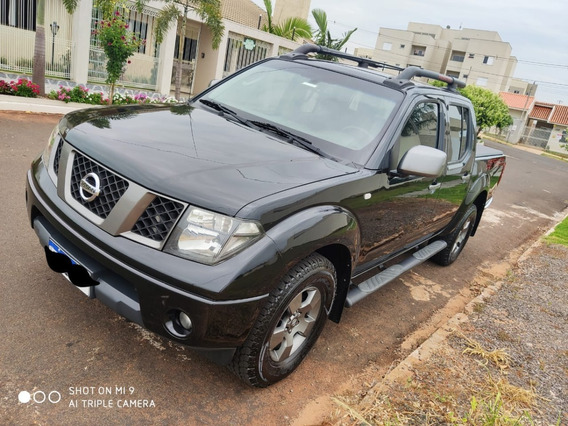 Nissan Frontier Frontier Le Attack Cd 4x4 2.5
