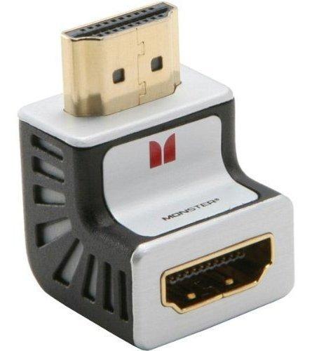 Imagen 1 de 1 de Monster Advanced Para Hdmi 1080p 90 Adapter (descontinuado P