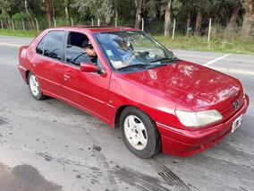 Peugeot 306 1996 Gnc Impec Full Techo $78000 Pto Fac