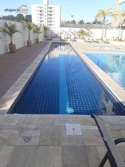 Apartamento Com 2 Dormitórios À Venda, 78 M² - Jardim Califórnia - Jacareí/sp - Ap6999