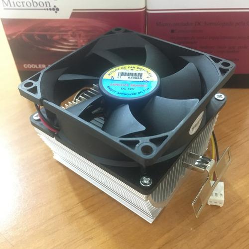 Cooler Intel Soquete 754/939/940/am2  Microbon 5f90311h3