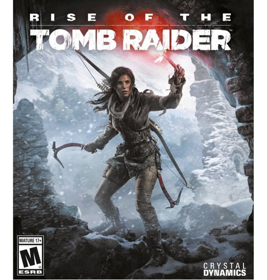 Rise Of The Tomb Raider - Digital Deluxe Edition - Game Pc