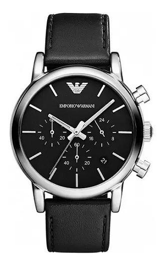 Relógio Emporio Armani Ar1828 Masculino Preto