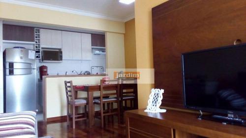 Apartamento Residencial À Venda, Jardim Utinga, Santo André. - Ap5539