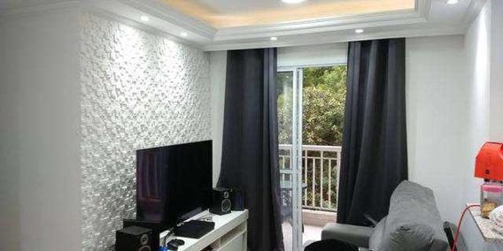 Apartamento Com 2 Dorms, Jardim Wanda, Taboão Da Serra - R$ 370 Mil, Cod: 3405 - V3405