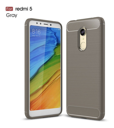 Case Carbono Xiaomi Redmi 5