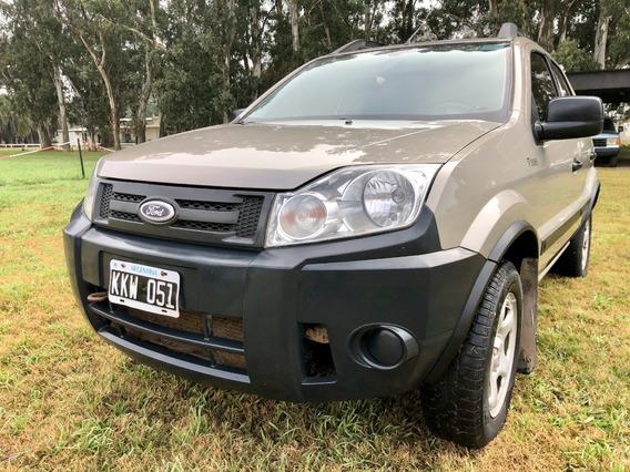 Ford Ecosport 1.6 Xl Plus Año 2010
