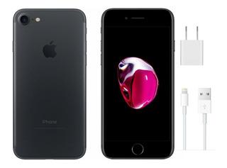 iPhone 7 32gb Negro O Silver Original Garantizado + Vidrio