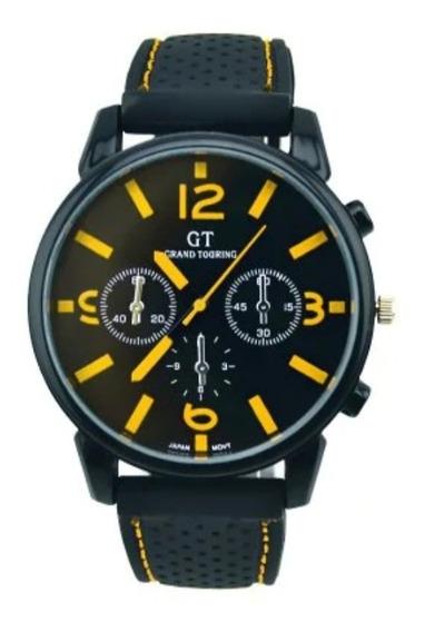 Relógio Masculino Gel De Sílica (barato)
