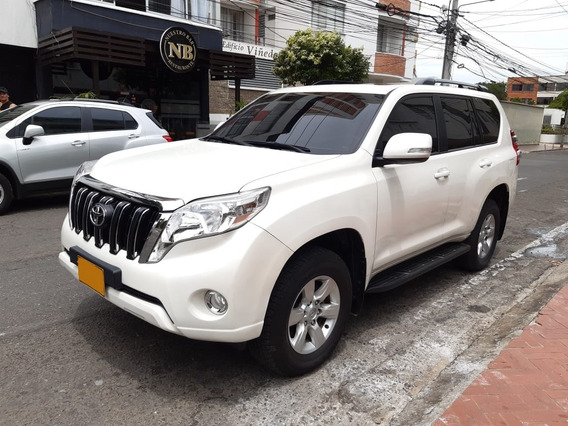 Toyota Prado Tlx 2015