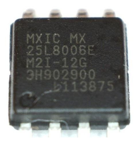 Ci Eprom Mx25l3206e - Mx 25l3206 E - Virgem Original