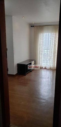 Imagem 1 de 23 de Apartamento Com 2 Dormitórios Para Alugar, 50 M² Por R$ 3.200,00/mês - Vila Clementino - São Paulo/sp - Ap2420