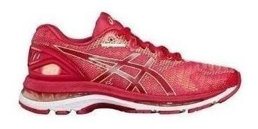 Zapatillas Asics Gel Nimbus 20 Fucsia Oscuro Mujer Running