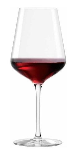 Taça Para Vinho Tinto Passion Cristal Ritzenhoff  540ml