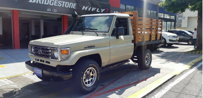 Toyota Land Cruiser Estacas 85 Original Gasolina 4x4 19