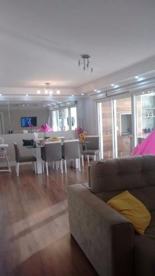Apartamento Em Vila Rosália, Guarulhos/sp De 137m² 3 Quartos Para Locação R$ 2.500,00/mes - Ap242034