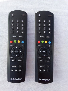 2 Controles Totalplay Original Seminuevos