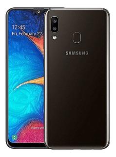 Samsung A 20 Negro