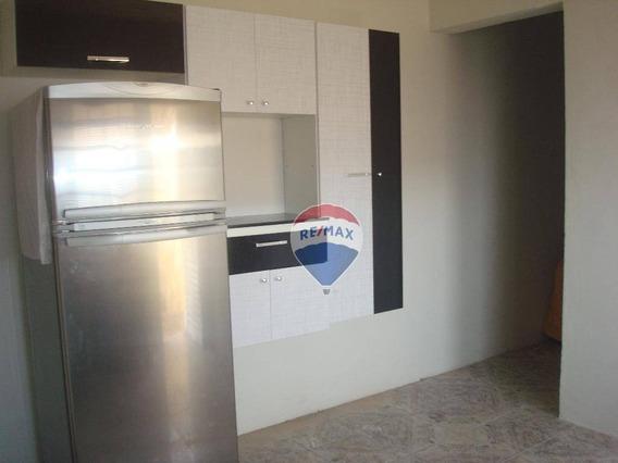 Casa Com 1 Dormitório Para Alugar, 80 M² Por R$ 500,00/mês - Jardim São Manoel - Nova Odessa/sp - Ca0132