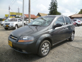 Chevrolet Aveo 1.6 Mt 2007 Airbag Abs Full