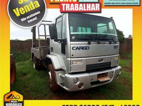 Ford Cargo 1317e / 2006 - Poliguindaste Simples