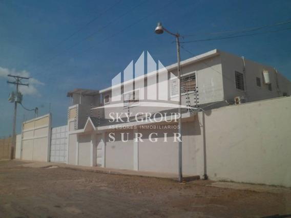 Edificio En Santa Fe Sge-003